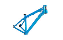 Identiti AKA All Mountail Hardtail Rahmen blau